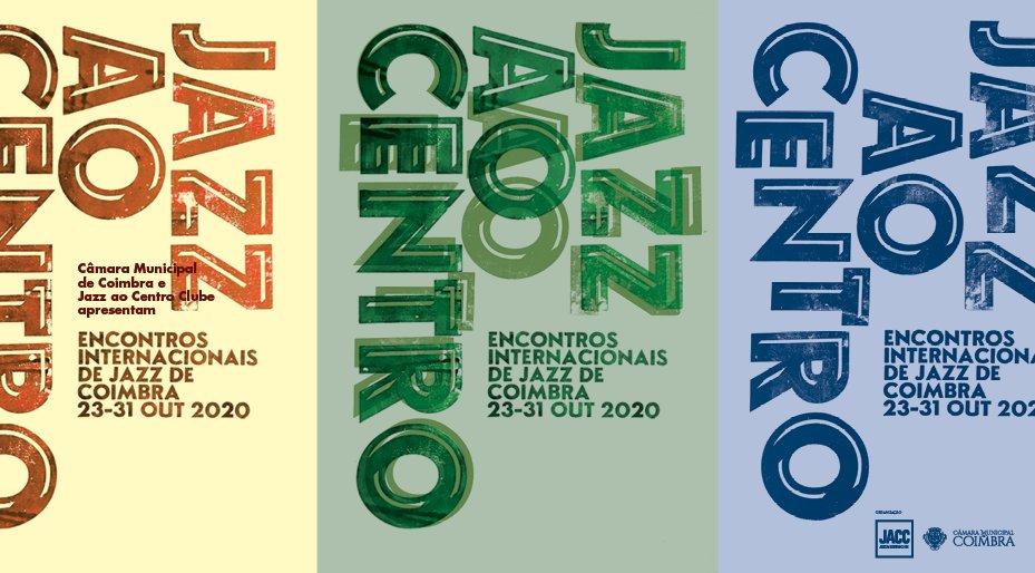 Jazz ao Centro | Encontros Internacionais de Jazz de Coimbra