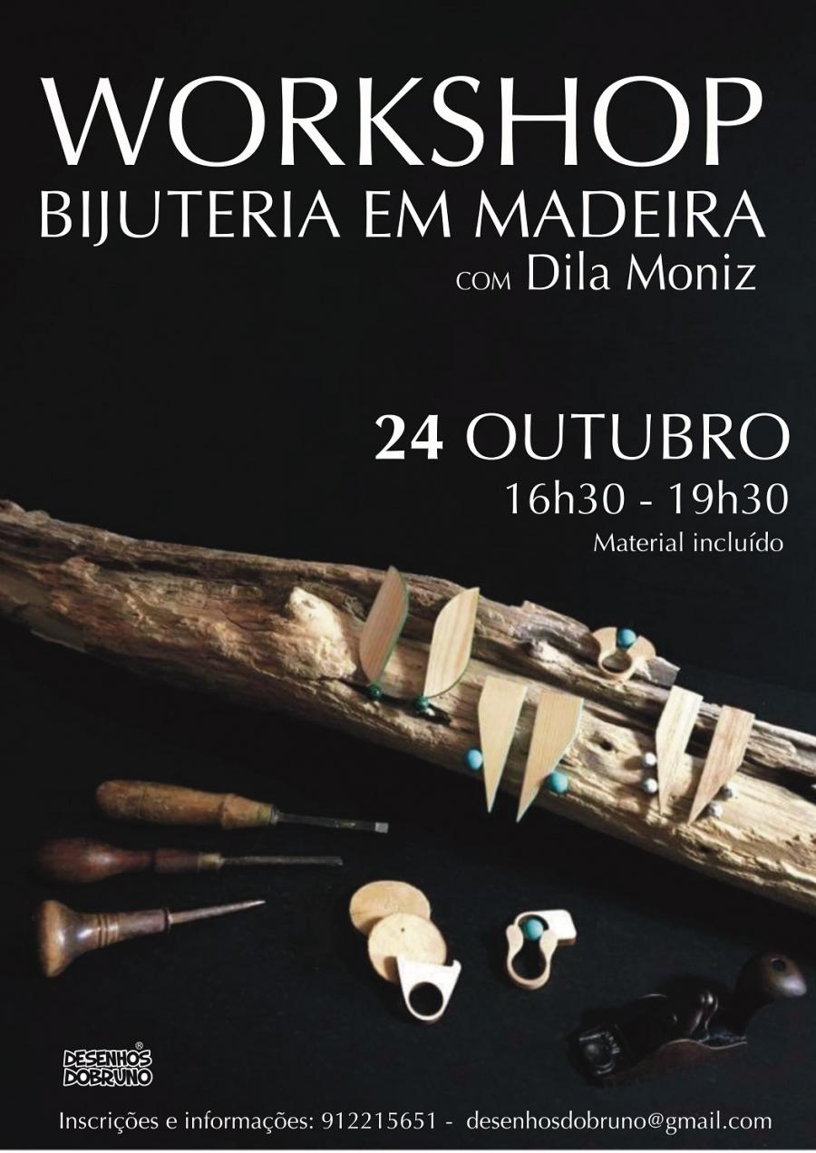 II Workshop Bijuteria em Madeira