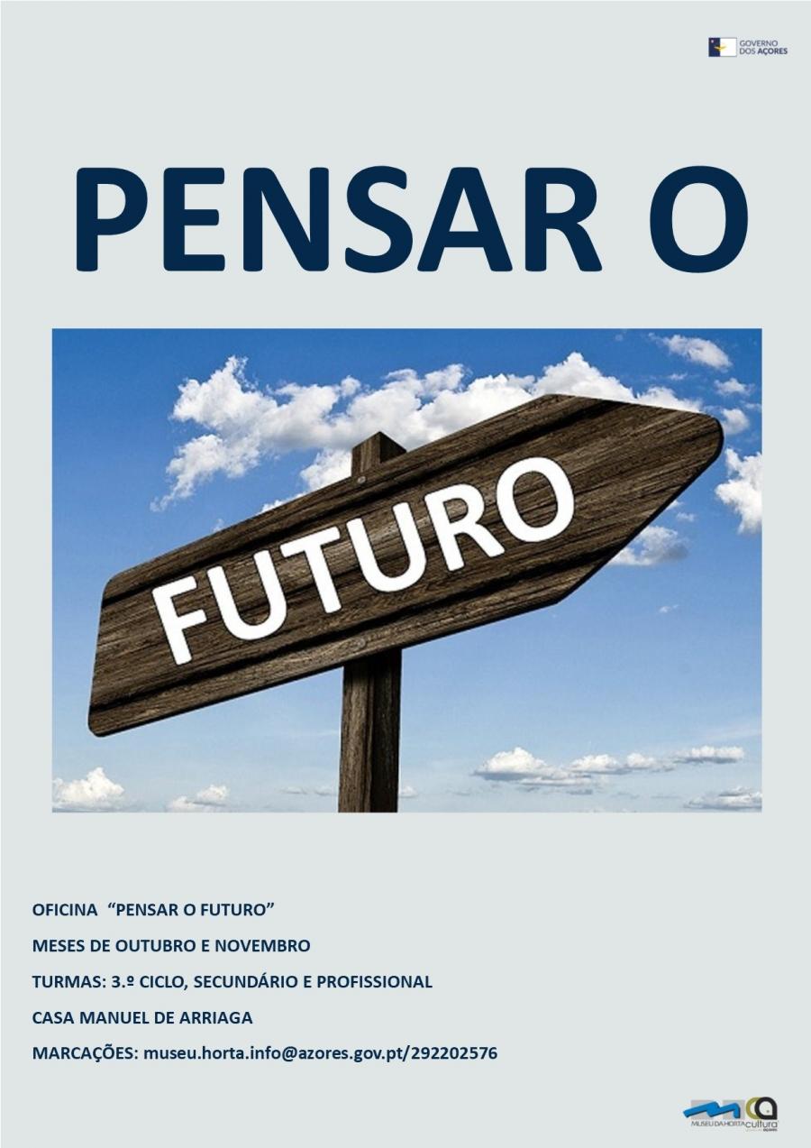 Oficina 'Pensar o Futuro'