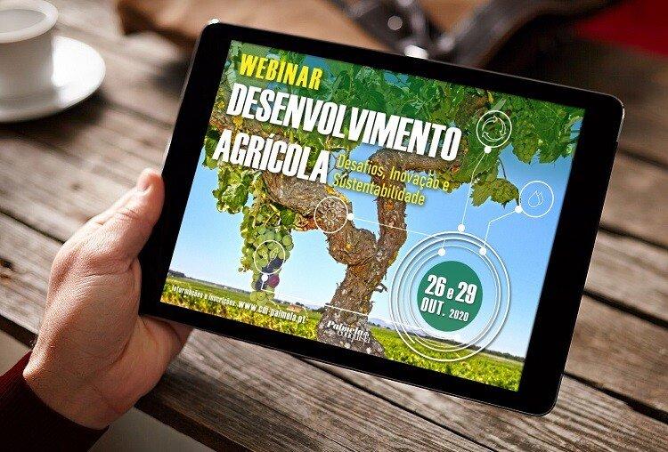 WEBINAR 'DESENVOLVIMENTO AGRÍCOLA - DESAFIOS, ...