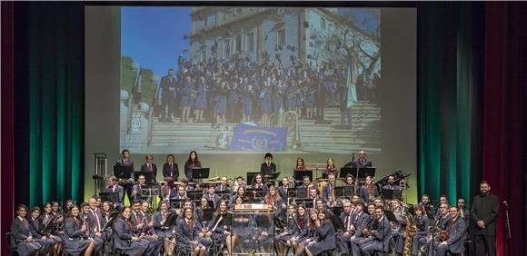 Concerto comemorativo do 209º aniversário da Banda Filarmónica Ovarense