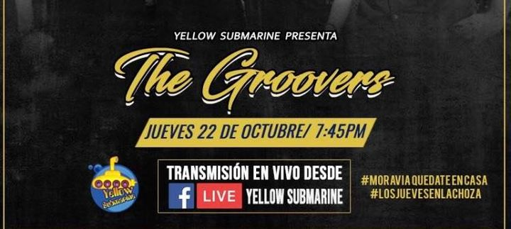 The Groovers #EdQuesada