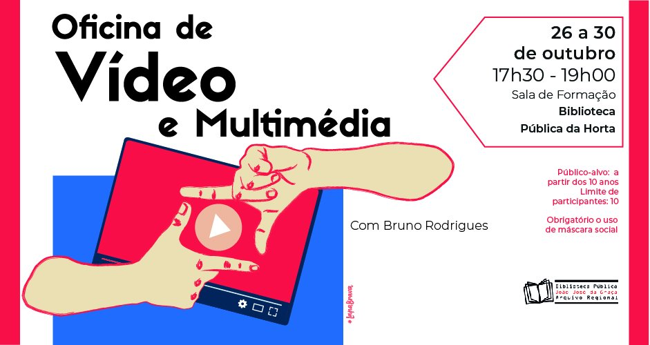 Oficina de Vídeo e Multimédia