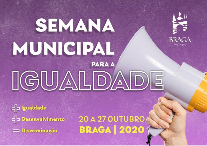 3.ª Semana Municipal da Igualdade