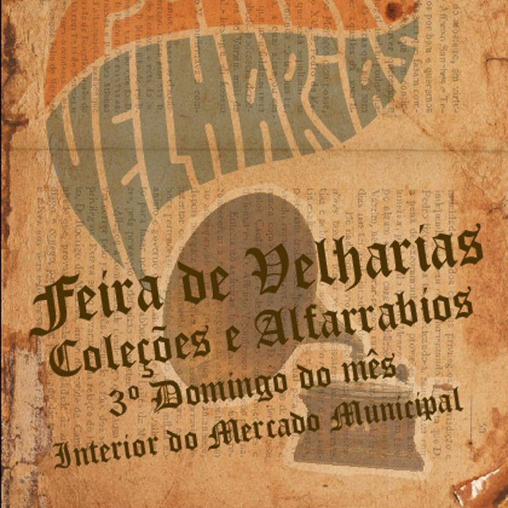 Feira de Velharias e Antiguidades