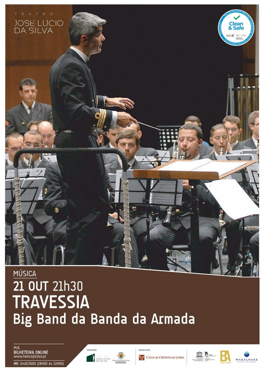 Travessia: Big Band da Banda da Armada