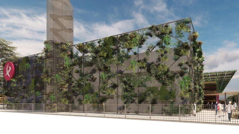 Exposición de proyectos del Concurso de Ideas para la futura sede de Canal Extremadura