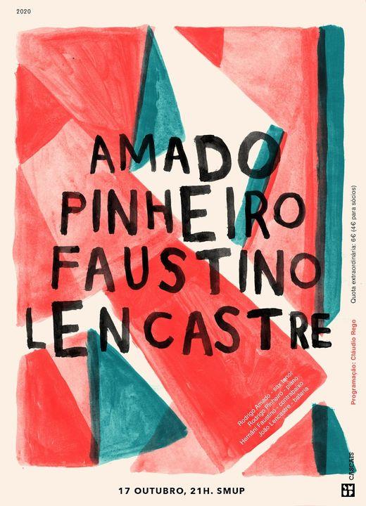 Amado Pinheiro Faustino Lencastre
