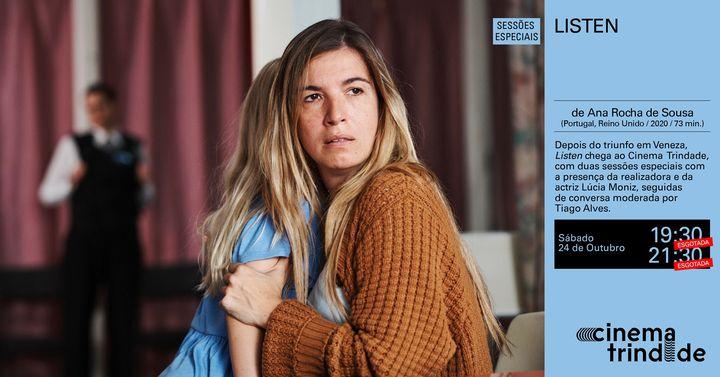 Listen - Sessões Especiais com Ana Rocha de Sousa e Lúcia Moniz