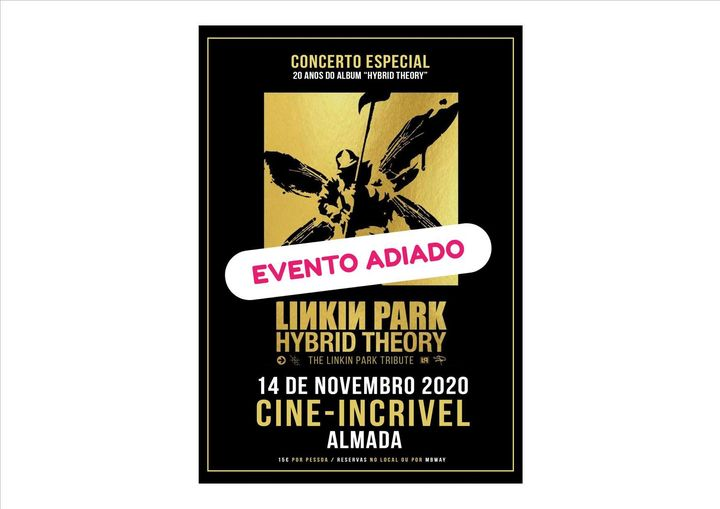 Hybrid Theory Linkin Park Tribute