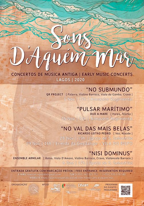 Sons D'Aquém Mar | Música Antiga / Early Music Concerts