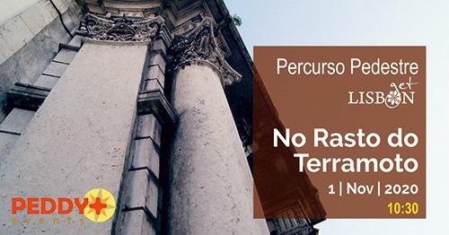 Percurso Pedestre 'No Rasto do Terramoto'
