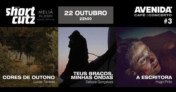 Shortcutz Aveiro - Sessão #3