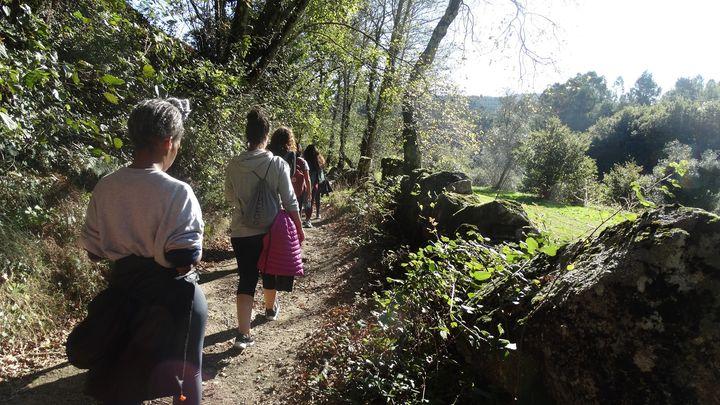 Caminhada na Serra de Valongo