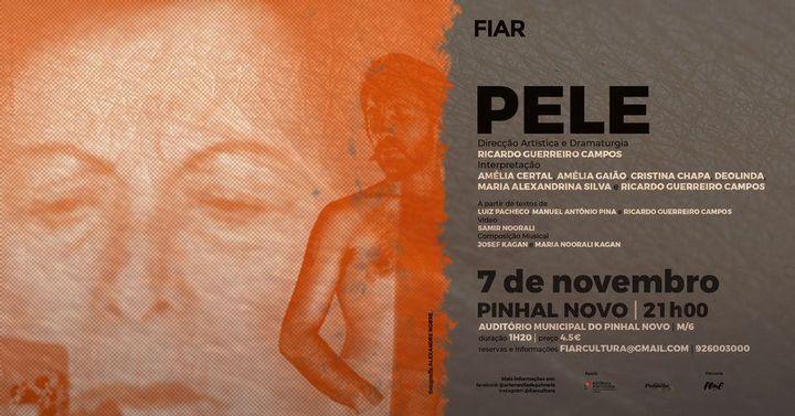 PELE - Auditório Municipal de Pinhal Novo