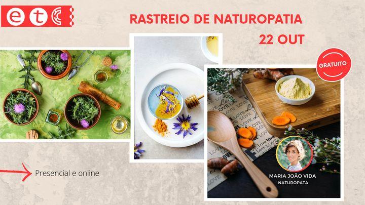 Rastreio Gratuito de Naturopatia
