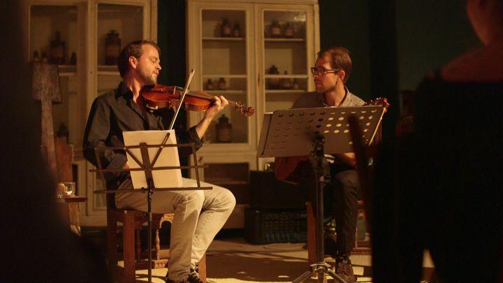 Marian Yanchyk & Mattia Corda, Live in Concert