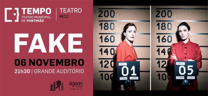 FAKE // Inês Barahona e Miguel Fragata | Portimão