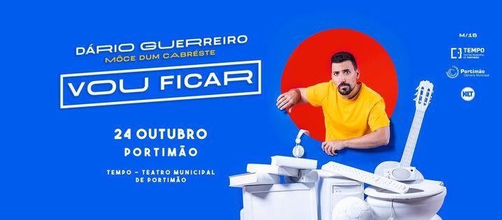 Dário Guerreiro [Môce dum Cabréste] | Portimão