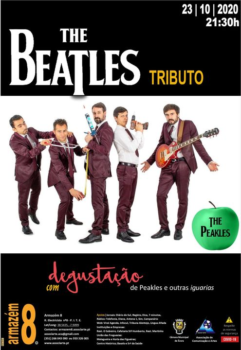 The PeaKles | Tributo aos Beatles