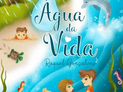 Apresentação de livro   Água da Vida, de Raquel Gonçalves