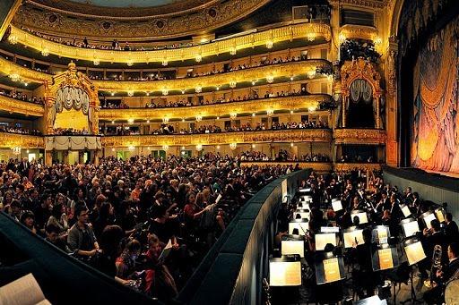 Ópera - Concerto ao vivo + vídeo Teatro Metropolitan Opera Nova Iorque
