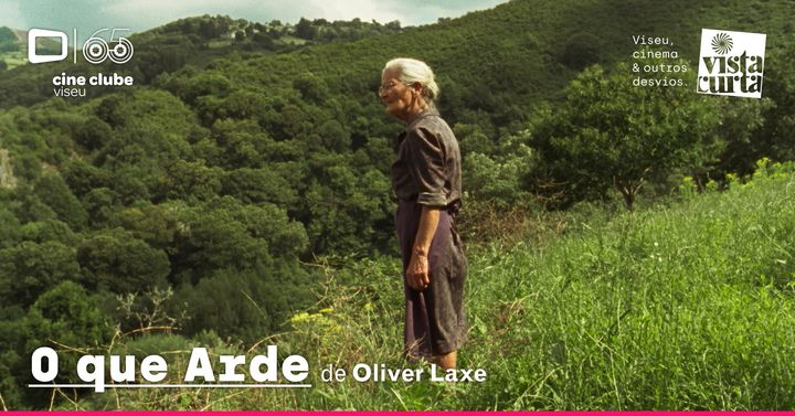 O Que Arde (Oliver Laxe, 2019)