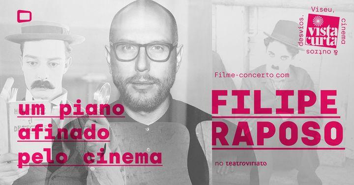 Filipe Raposo: Um Piano Afinado pelo Cinema