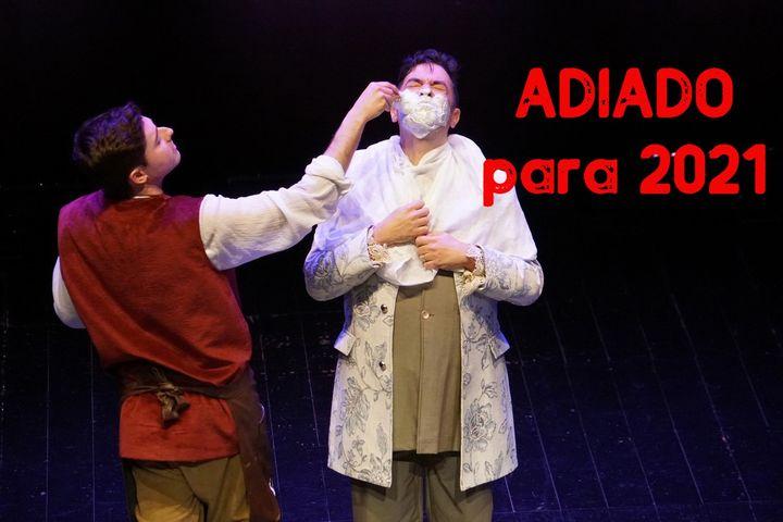 ADIADO para 2021 - Ópera O Barbeiro de Sevilha de G. Rossini