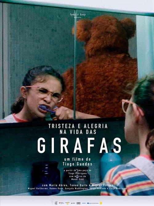 Cinema | A Tristeza e Alegria na Vida das Girafas