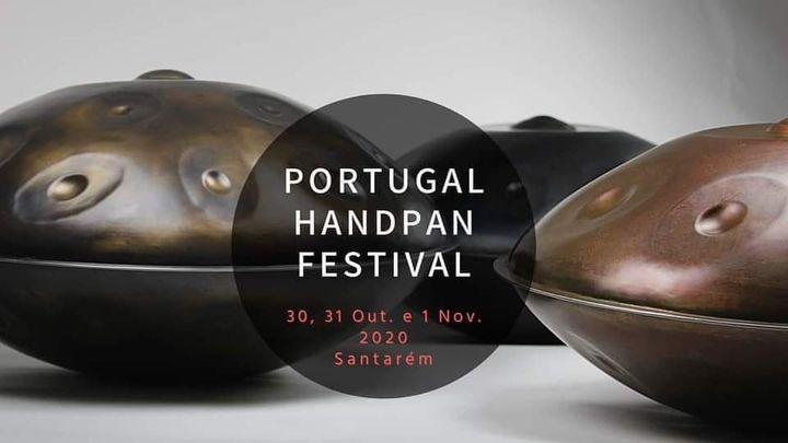 Moksha Sound Journeys no Portugal Handpan Festival ( Live e Live Streaming )