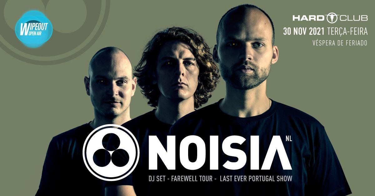 Wipeout Open Air presents Noisia (Last Portugal Show) :: Porto