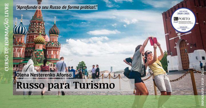Russo para Turismo