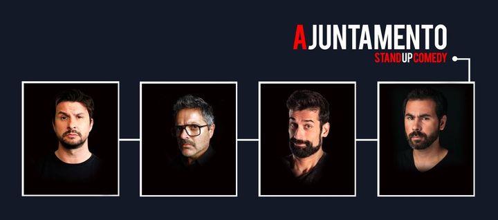 Ajuntamento - Raminhos, Guilherme Duarte, Hugo Sousa e Nilton