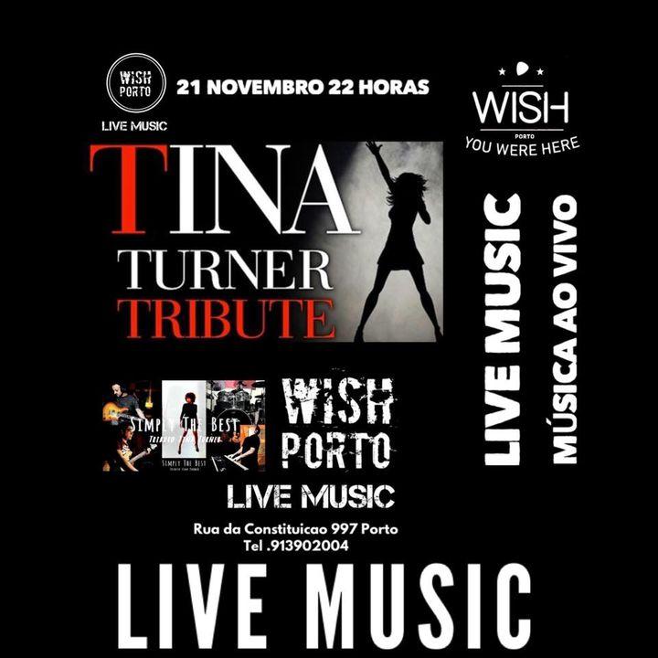 Tributo Tina Turner