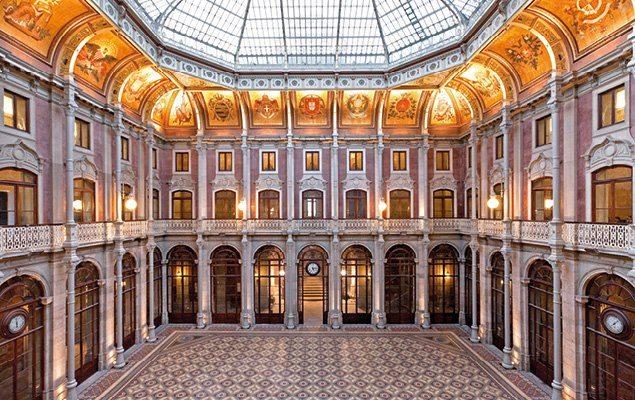 Visita Guiada Palácio da Bolsa