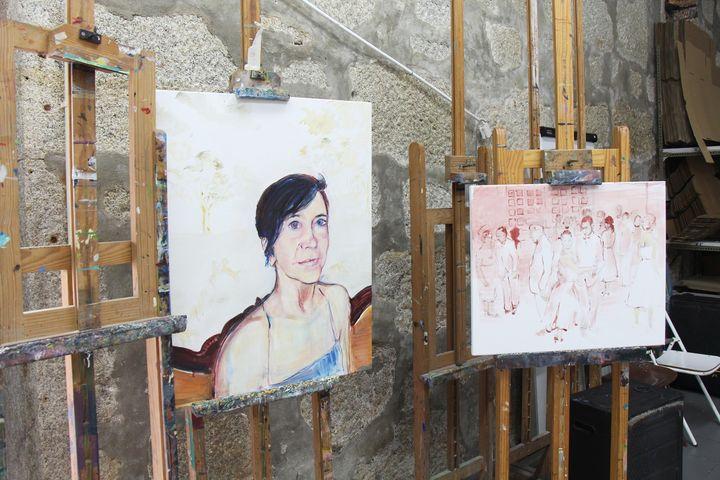 Oficina Livre de Pintura 2020-2021