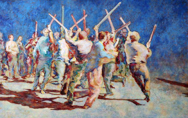 Curso de Iniciação à Pintura a Óleo 2020-2021