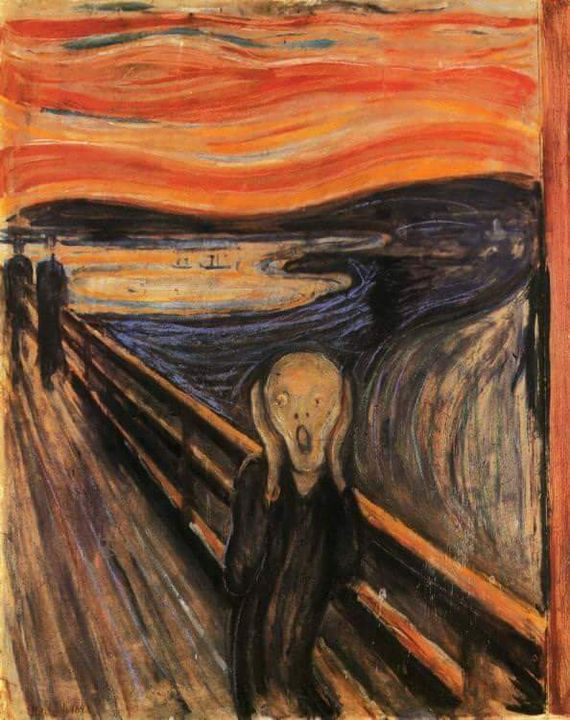 Halloween Paint Party: The Scream @Selina