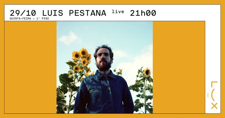 Luis Pestana live x HNRQ