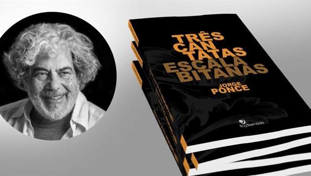 Lançamento do livro Três Cantatas Escalabitanas de Jorge Ponce /\ SHE