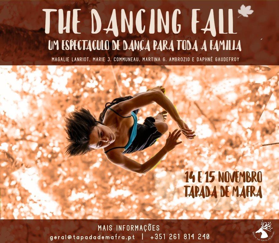 Espetáculo de Dança 'Dancing Fall'
