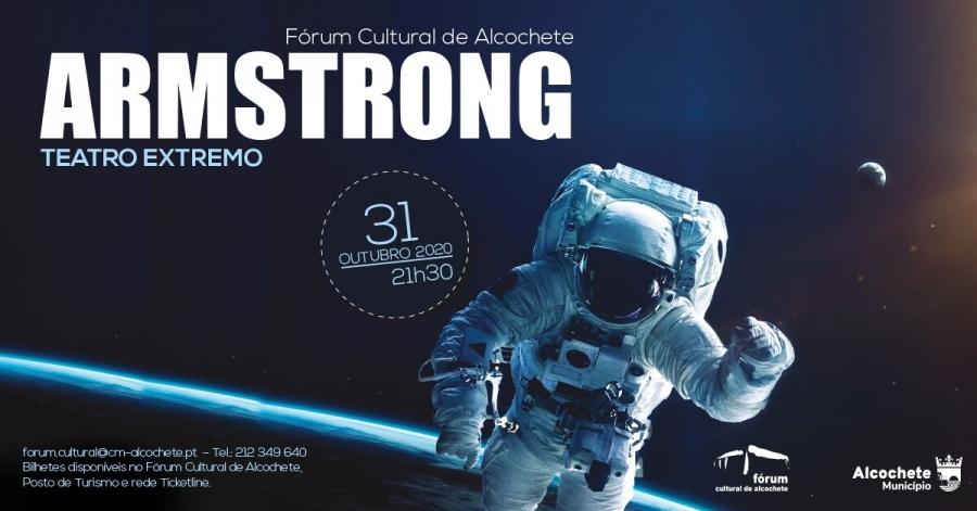"""""""Armstrong"""" regressa ao Fórum Cultural"""