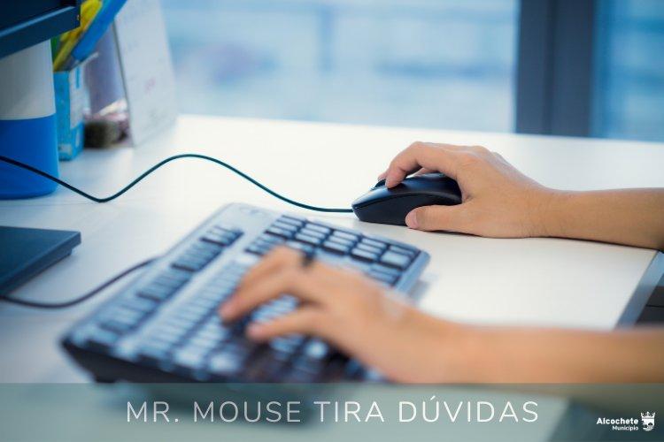 Mr. Mouse: tira dúvidas