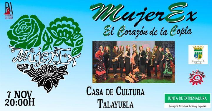 MujerEx en Talayuela
