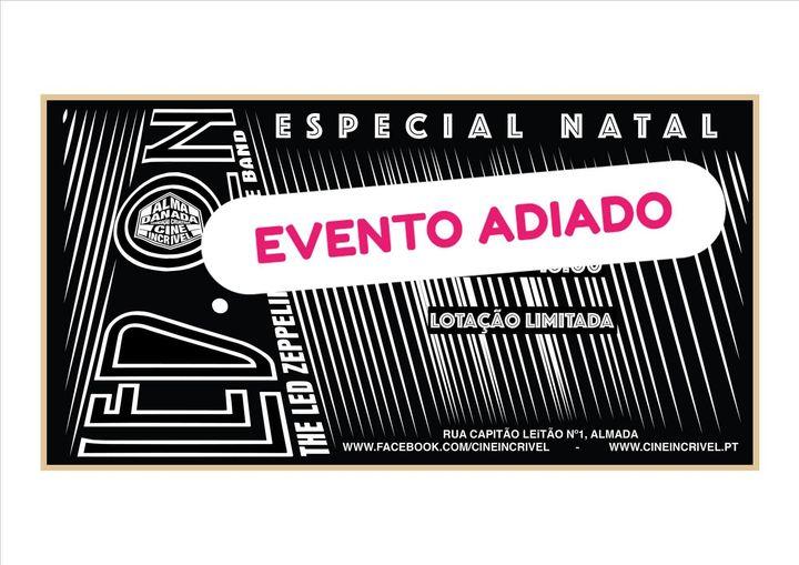 ADIADO - LED-ON Especial de Natal 2 sessões