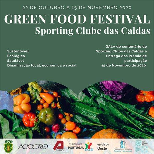 Green Food Festival Sporting Clube das Caldas