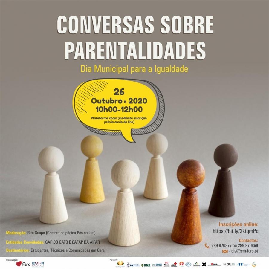 Conversas sobre parentalidades