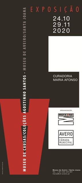 """Exposição """"Museu de Causas/Coleções Agostinho Santos"""""""
