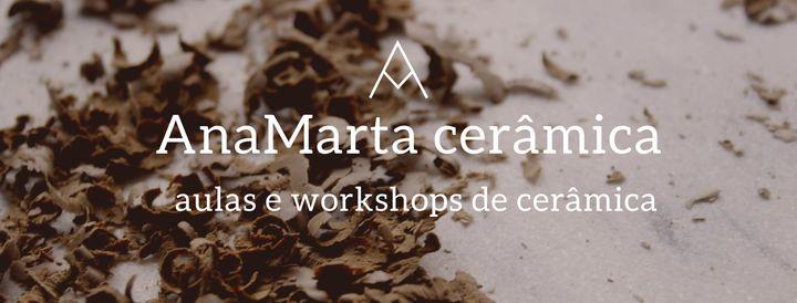 Workshop de iniciação à cerâmica de 6 horas